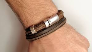 bracelets for 35 most trendy and cool leather bracelets for men