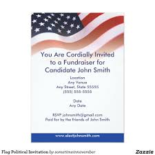 Sample Invitation Card For An Event Political Fundraiser Flyer Political Fundraiser Invitation