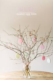 easter egg tree how to create an edible easter egg tree