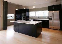bamboo flooring in kitchen