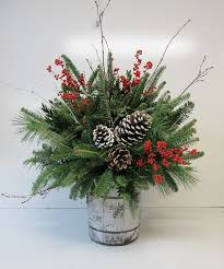 25 unique christmas floral arrangements ideas on pinterest
