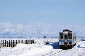 Station Closest To Winter Visit Winter Kitahama Station The Closest Station Hokkaido Likers