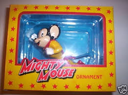 mighty mouse ornament 42084185
