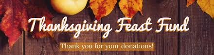 volunteers and donations needed for this year s thanksgiving feast