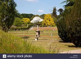 Bicton Park Botanical Gardens Bicton Park Botanical Gardens Exeter South Uk Stock Photo