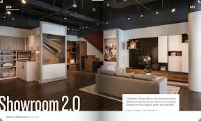 Home Design Retailers California Closets Featured In Design Retail Magazine Bergmeyer