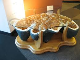 Crystal Coffee Table by Geode Coffee Table For The Home Pinterest House