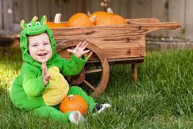 Dragon Halloween Costumes Laughing Baby Dragon Halloween Costume Royalty Free Stock Photo