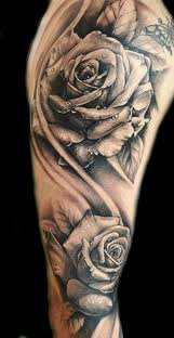 rose tattoo men tattoo collections