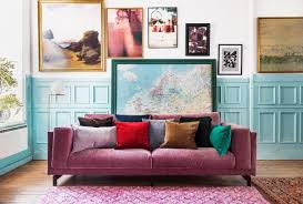 colorful removable decorating ideas for renters apartment therapy