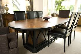 full size of small oval dining table set oval dining table and