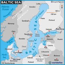 map world seas map of baltic sea baltic sea map location world seas world atlas