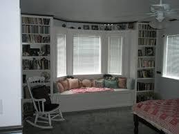 Bookshelf Seat Download Bay Window Shelves Solidaria Garden
