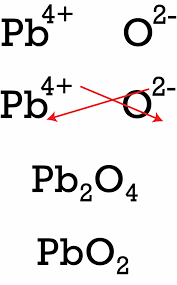 aluminum oxide formula of ionic compound aluminum oxide