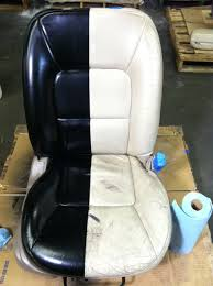 Cloth Car Seat Cleaner Give Your Worn Tired Car Seats A Makeover Using Simply Spray