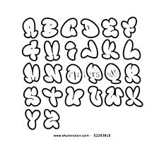 10 best bubble letters images on pinterest alphabet bubble