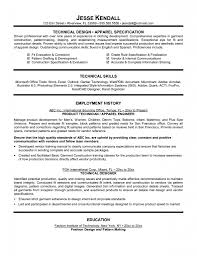 Technical Support Resume Template It Technical Resume Information Technology It Resume Sle
