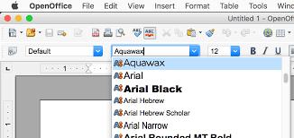 installer une d écriture sur mac