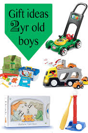 gifts for a 2 year boy my after
