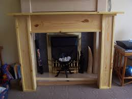 scaffold plank fire surround popular woodworking magazine