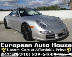 used porsche 911 california porsche 911 for sale carsforsale com