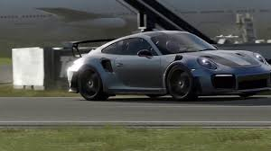 new porsche 911 gt2 rs around the top gear track youtube