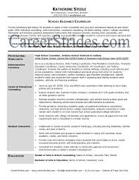 Sample Counseling Resume by Head Counselor Cover Letter Cognos Architect Sample Resume Resume