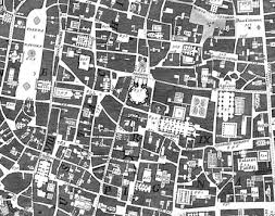 mapping the presence of rome u0027s pasts musings on maps