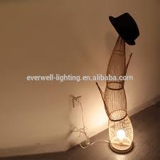 Bamboo Floor Lamp Modern Hotel Bamboo Floor Lamp Stand Bamboo Lampshade For Floor