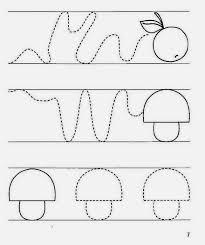 knitting u0026crochet obsession prewriting practice sheets preschool