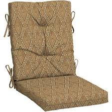 Cushions For Wicker Settee Better Homes And Gardens Outdoor Patio Wicker Settee Cushion
