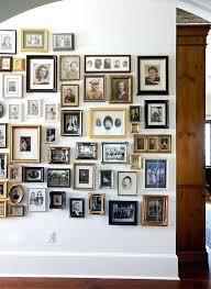 ideas for displaying photos on wall ideas for displaying family photos on wall best ideas about display