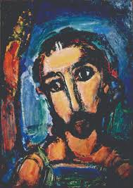 Image Of Christ by Seeing Through The Darkness Georges Rouault U0027s Vision Of Christ