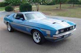 72 mustang coupe 1972 ford mustang mach 1 2 door coupe 112659