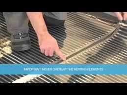 floor underfloor heating with laminate flooring creative on floor