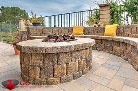 Belgard Fire Pit by Get The Best Pavers Bbq U0026 Fire Pit Installation Go Pavers