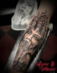 home rising phoenix tattoo