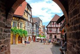 you can visit the two french villages that inspired belle u0027s