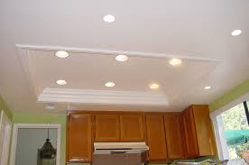 kitchens with recessed lighting voluptuo us