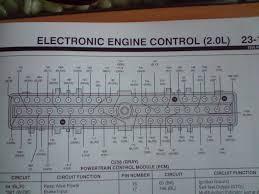 100 mazda 3 ecu wiring diagram mazda 3 engine diagram 2010