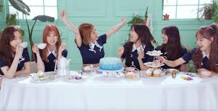 update apink is adorable and charming in mv teaser for