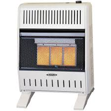 propane heater with fan reddy heater 18 000 20 000 btu infrared dual fuel wall heater with