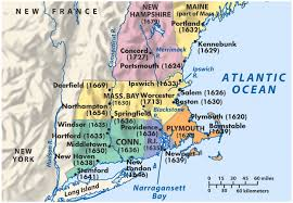 The Map Of New York by Map New England Map New England Map New England Coast