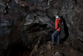 snorkeling and lava caving combo tour