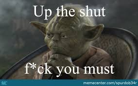 Stfu Meme - stfu yoda style by spurdob34r meme center