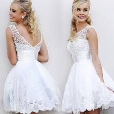 graduation dresses for 5th graders 2015 youthful graduation dresses with pearls sheer neck capped