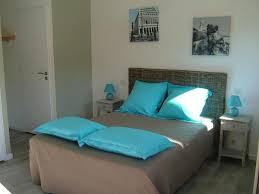 chambre chocolat turquoise la chambre turquoise de la maison d hôtes la falconnière 3 épis