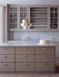 kitchen cabinets with gold hardware grey kitchen cupboards with gold hardware just decorate