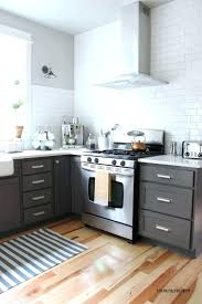 Two Tone Kitchen Cabinet Doors Different Color Kitchen Cabinets Square Deal Remodel Color Kitchen