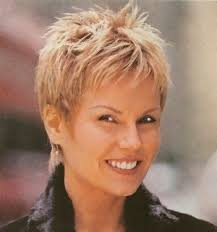 short hairstyles for thick hair over 50 latest short haircuts for women over 50